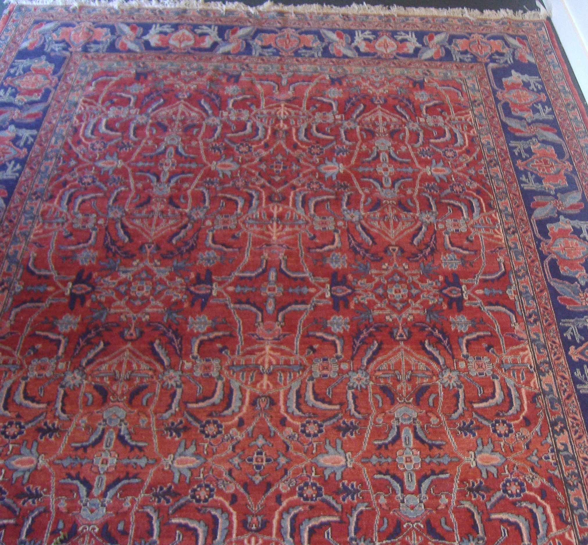 rug oriental blogs finest antique street blog kazak main collection rugs private shirvan round
